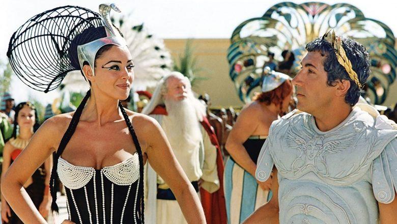 Asterix i Obelix Misja Kleopatra zalukaj
