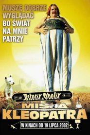 Asterix i Obelix Misja Kleopatra online