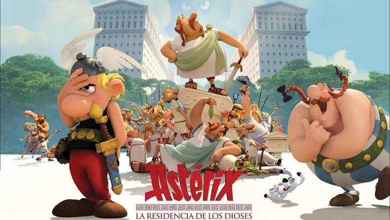 Asterix i Obelix Osiedle Bogów zalukaj