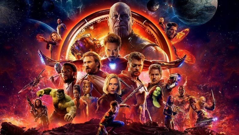 Avengers Wojna bez granic zalukaj