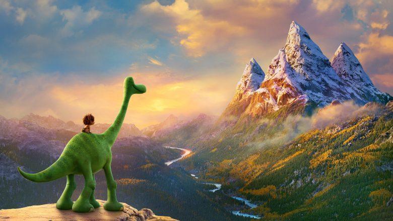 Dobry dinozaur zalukaj