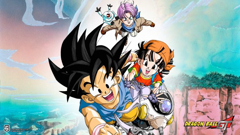 Dragon Ball GT zalukaj
