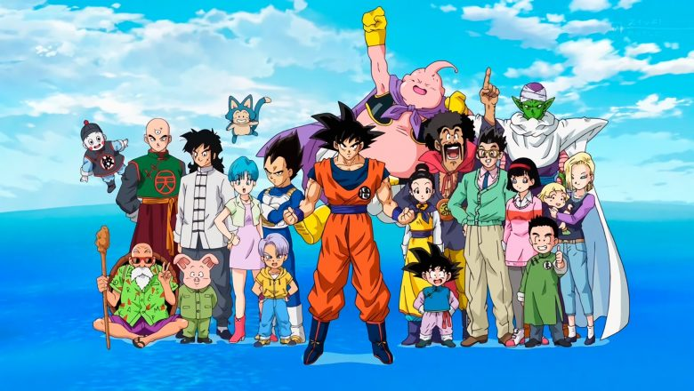 Dragon Ball Super zalukaj