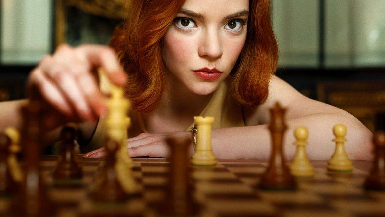 Gambit królowej zalukaj
