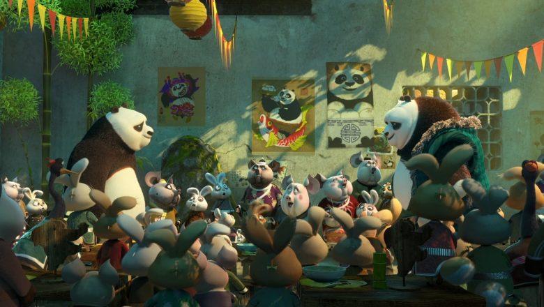 Kung Fu Panda 3 zalukaj
