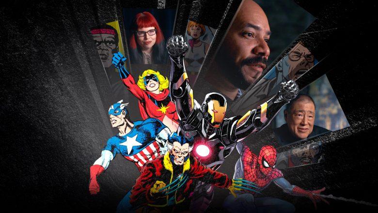 Marvel's Behind the Mask zalukaj