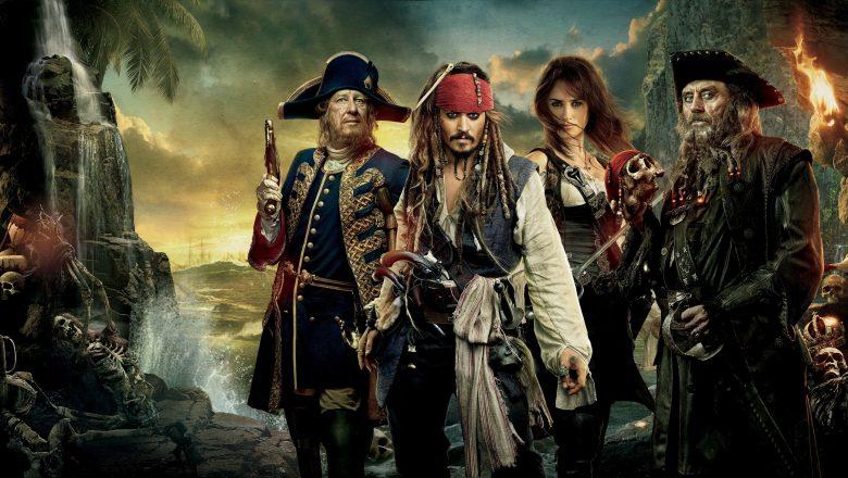 Piraci z Karaibów Na Nieznanych Wodach zalukaj