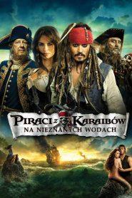 Piraci z Karaibów Na Nieznanych Wodach online