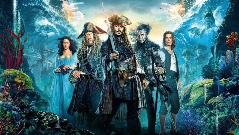 Piraci z Karaibów Zemsta Salazara zalukaj