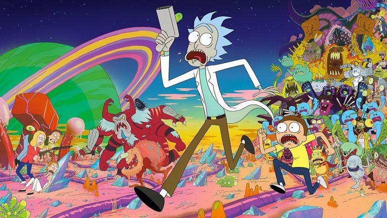 Rick i Morty zalukaj