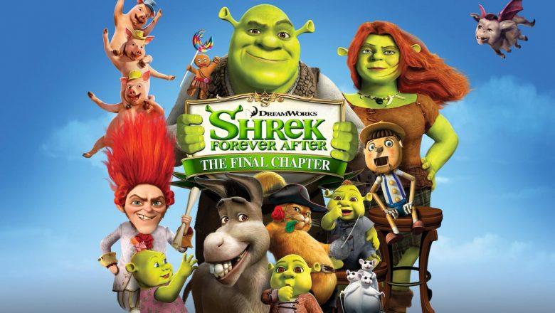 Shrek Forever zalukaj