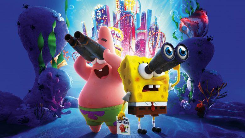 SpongeBob Film Na ratunek zalukaj