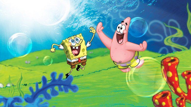 SpongeBob Kanciastoporty zalukaj