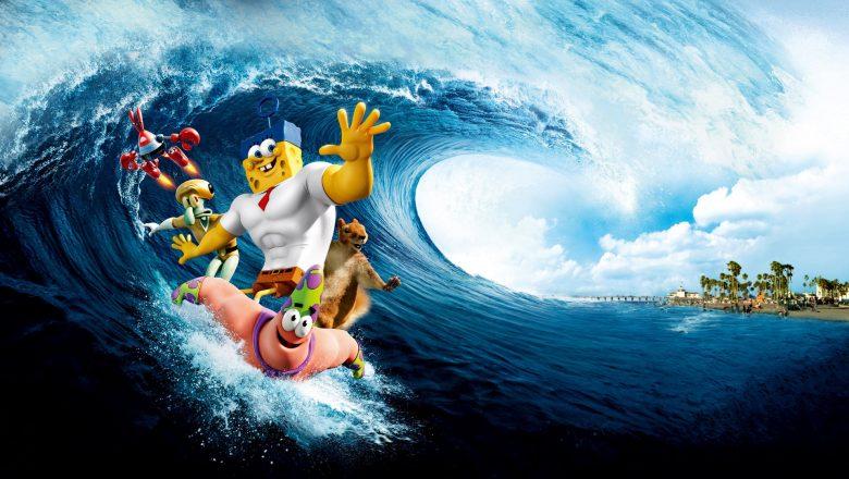 Spongebob Na suchym lądzie zalukaj