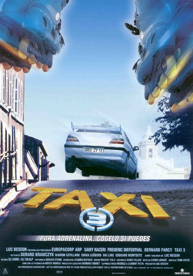 Taxi 3 Online