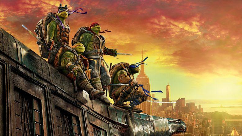 Wojownicze Żółwie Ninja Wyjście z cienia zalukaj